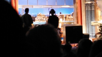 Late Show Camera Guy