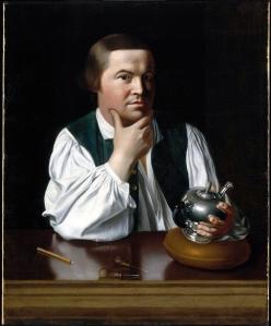 Paul Revere JS Copley