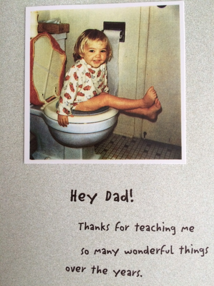 Father's Day and Other Awkward Moments