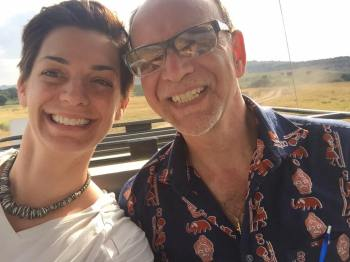 Deanna y Dad
